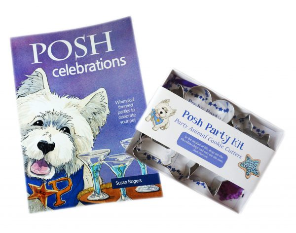 Posh Party Guidebooks & Party Kits
